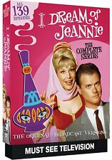 I Dream of Jeannie Complete Series DVD Set TV Show Season 1 2 3 4 5 139 Episodes