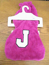 Juicy Couture Dog Coat Hooded Pink Furry J Hoodie Jacket Clothes S/M New!