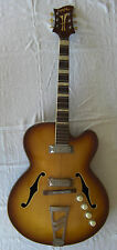 guitare Jacobacci Royal Major 1962