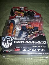 Takara Transformers Fall Of Cybertron Deluxe Air Raid MISB