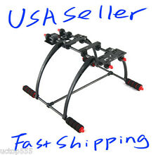 FPV Anti Vibration Multifunction Landing Skid Kit F450 F550 Quad Hexa copter USA
