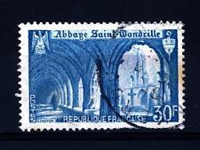 FRANCE - FRANCIA - 1951 - Abbazia di St. Wandrille