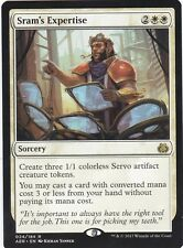MAGIC THE GATHERING SRAM'S EXPERTISE CARD 024/184