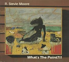 R. Stevie Moore - What's the Point?!! CD