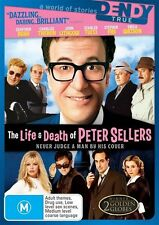 The Life And Death Of Peter Sellers (DVD, 2010)