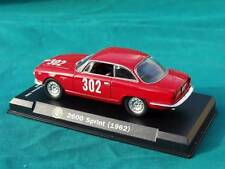 ALFA ROMEO 2600 SPRINT SUPER HISTORIC RACE RALLY CAR 1962 BOLOGNA PASSO 1968 302