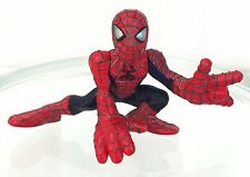 Marvel Super Hero Squad Spider-Man Crouching Battle Fight Pose~