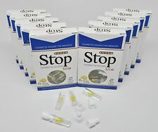 SUPER STOP SLIM Disposable Filters for SLIMS 10 packs 250 tips FREE SHIPPING