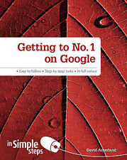 Amerland, Mr David Getting to No. 1 on Google in Simple Steps Very Good Book