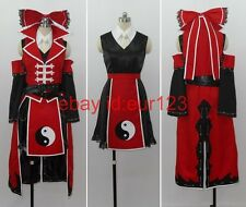 Touhou Project Reimu hakurei Cosplay Costume
