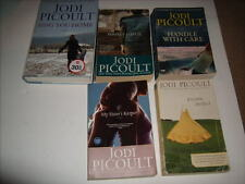 5 Jodi Picoult books Sing You Home, Picture Perfect, My Sisters Keeper ++