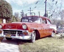 """1956 '56 Chevrolet Chevy Custom Hot Rod Car 8""""x 10"""" Photo 48 Picture"""