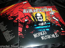 BIRDFLESH Mongo Musicale LP weirdo Swedish grindcore Sayyadina nasum spazz NEW