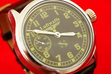 LUFTWAFFE Vintage Russian USSR vs Germany MILITARY style pilots watch