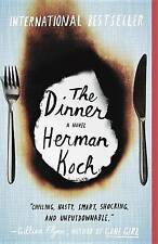 The Dinner Herman Koch, Like new, free shipping with online tracking