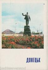 AK 16 alt Ansichtskarten DONEZK Донецк Donetsk Donbass Ukraine UdSSR Sowjetunion