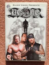 WWE - King Of The Ring 2002 (DVD, 2008) WWF Rare