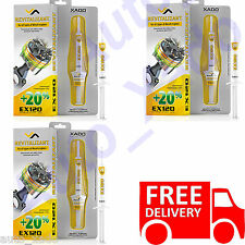 XADO EX120  3 x GENUINE BOX Diesel Engine Oil Additive Treatments  Saves Fuel