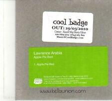 (DR177) Lawrence Arabia, Apple Pie Bed - 2010 DJ CD
