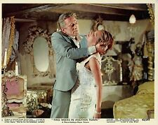 CYD CHARISSE KIRK DOUGLAS TWO WEEKS IN ANOTHER TOWN 62 MINELLI  PHOTO VINTAGE 10