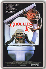 1987 GHOULIES 2 FRIDGE MAGNET IMAN NEVERA