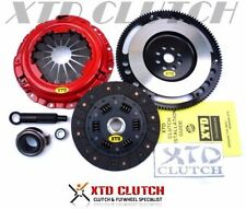 XTD STAGE 2 CLUTCH & X-LITE FLYWHEEL KIT 90-91 INTEGRA B18 B18A1 S1 Y1 CABLE 1.8