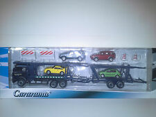 AUTOTRANSPORTER PLAY SET 1:72 CARARAMA. NEW IN BOX.