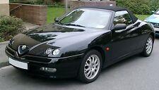 Alfa Romeo Spider 916 Cabrio Verdeckbezug Verdeck Montage Einbau Anleitung EBA