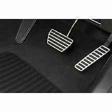 GENUINE GM COMMODORE V6 V8 VE AUTO ALLOY SPORTS PEDAL SET (ALL HSV)