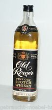 40 anni old bottle old ROVER blended 1970er 5 years old vintage