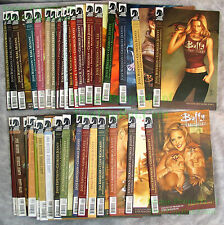 Buffy the Vampire Slayer Season 8 COMPLETE SET Comics 1-40 + Buy It Now BONUS