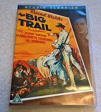 The Big Trail (DVD, 2005) - Studio Classics - #2 - VGC