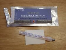 (10) Mistral MethX Meth Methamphetamine Drug Detection  Residue Pens