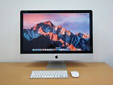 Apple iMac 27 All-in-One Desktop (Mid 2010) Core i7 2.93GHz 8GB 1TB VGC Warranty