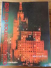 Connaissance des Arts N° 318 ARCHITECTURE EN URSS GIORGIONE BARBENTANE