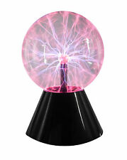 "12"" Giant Nebula Plasma Ball Science Lap Disco Party Light Thunder Globe"