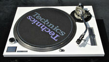 Technics White Faceplate Cover for SL1200MK2 Turntable