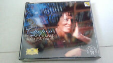"MARIA JOAO PIRES ""CHOPIN THE NOCTURNES"" 2CD 21 TRACKS STERERO 447 096-2 GH2"