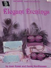 Elegant Evenings Bag & Belt Purses Plastic Canvas Pattern 30 Days to Shop & Pay!