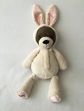 Scentsy Buddy Bunny The Bear Stuffed Plush Easter Costume Collectible Cuddly