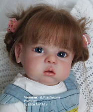 "New Reborn Toddler Doll Kit Vanessa By Regina Swialkowski @26""@Body Included"