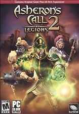 Asheron's Call 2: Legions PC 2005 New In Factory Shrink Wrap