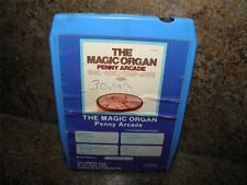 1972 Vintage PENNY ARCADE 8 Track Tape THE MAGIC ORGAN Magic Organ Polka TACKY