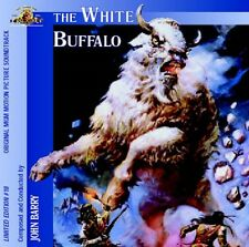 The White Buffalo - Complete Score - Limited 3000 - OOP - John Barry