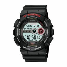 Da Uomo SUPER G-SHOCK LED DIGITALE CASIO gd100-1a RESISTENTE ALL' ACQUA WATCH GD-100-1AER