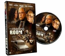 THE READING ROOM (2008 James Earl Jones)  -  DVD - UK Compatible - New & sealed