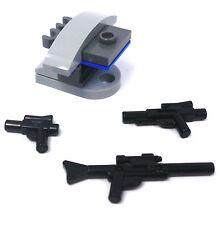 LEGO® Star Wars Figuren (75023) 3 Blaster / Gun mit Waffen Halterung