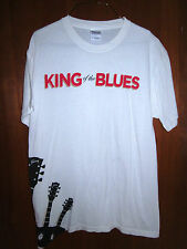 GIBSON GUITARS medium T shirt KING OF THE BLUES Nashville Orville guitar tee
