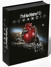 Tokio Hotel - Humanoid (2009)  Super Deluxe CD/DVD/Flag Box Set (German)  NEW