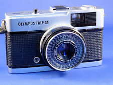 CLASSIC WORKING OLYMPUS TRIP 35 CAMERA .